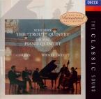 SCHUBERT - Curzon - Quintette avec piano en la majeur op.posth.114 D.667
