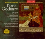 MOUSSORGSKY - Melik-Pashayev - Boris Godounov