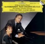 MOZART - Pires - Concerto pour piano et orchestre n°17 en sol majeur K.4