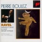 RAVEL - Boulez - La valse, poème choréographique pour orchestre