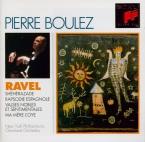 RAVEL - Boulez - Rapsodie espagnole, pour orchestre