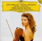 SIBELIUS - Mutter - Concerto pour violon et orchestre op.47