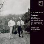 KODALY - Luca - Duo pour violon et piano