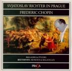 CHOPIN - Richter - Ballade pour piano n°1 en sol mineur op.23 n°1
