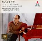 MOZART - Staier - Concerto pour piano et orchestre n°9 en mi bémol majeu