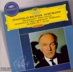 SCHUMANN - Richter - Concerto pour piano et orchestre en la mineur op.54