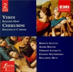 VERDI - Muti - Messa da requiem, pour quatre voix solo, chœur, et orches