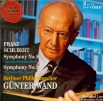 SCHUBERT - Wand - Symphonie n°8 en si mineur D.759 'Inachevée' (Live) Live