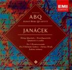 JANACEK - Alban Berg Quar - Quatuor à cordes n°1