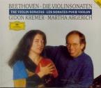 BEETHOVEN - Argerich - Sonate pour violon et piano n°9 op.47 'Kreutzer'