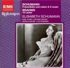 SCHUMANN - Schumann - Frauenliebe und -Leben (L'amour et la vie d'une fe