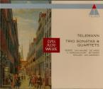 Trio Sonatas & Quartets
