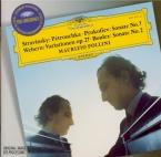 STRAVINSKY - Pollini - Trois mouvements de Petrouchka, pour piano