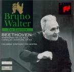 BEETHOVEN - Walter - Symphonie n°1 op.21