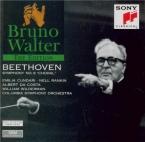 BEETHOVEN - Walter - Symphonie n°9 op.125 'Ode à la joie'