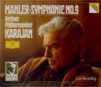 MAHLER - Karajan - Symphonie n°9 (Live, Berlin Festival 1982) Live, Berlin Festival 1982