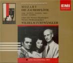 MOZART - Furtwängler - Die Zauberflöte (La flûte enchantée), opéra en de