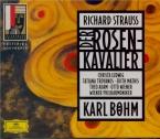 STRAUSS - Böhm - Der Rosenkavalier (Le chevalier à la rose), opéra op.59