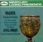 WAGNER - Dorati - Die Meistersinger von Nürnberg (Les maîtres chanteurs