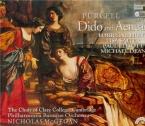 PURCELL - McGegan - Dido and Aeneas (Didon et Énée), opéra Z.626