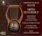 GLUCK - Malgoire - Orfeo ed Euridice (version italienne)