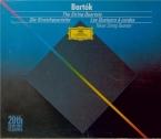 BARTOK - Tokyo String Qu - Quatuor à cordes n°4 Sz.91 BB.95