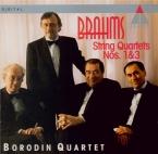 BRAHMS - Borodin Quartet - Quatuor à cordes n°1 en do mineur op.51 n°1