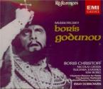 MOUSSORGSKY - Dobrowen - Boris Godounov