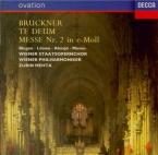 BRUCKNER - Mehta - Messe n°2 en mi mineur WAB 27