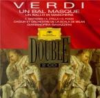 VERDI - Gavazzeni - Un ballo in maschera (Un bal masqué), opéra en trois