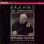 BRAHMS - Haitink - Symphonies (intégrale)