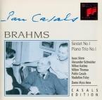 BRAHMS - Casals - Sextuor à cordes n°1 en si bémol majeur op.18