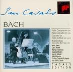 BACH - Casals - Concerto pour violon en la mineur BWV.1041