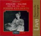 STRAUSS - Keilberth - Salomé, opéra op.54