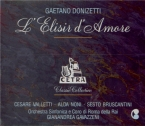 DONIZETTI - Gavazzeni - L'elisir d'amore (L'elixir d'amour)