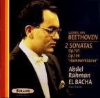 BEETHOVEN - El Bacha - Sonate pour piano n°28 op.101