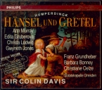 HUMPERDINCK - Davis - Hänsel und Gretel (Hansel et Gretel)
