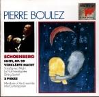 SCHOENBERG - Boulez - Suite op.29