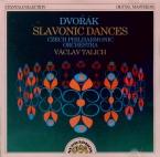 DVORAK - Talich - Huit danses slaves op.46, version pour orchestre op.46