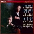 SCHUMANN - Schiff - Concerto pour violoncelle et orchestre en la mineur