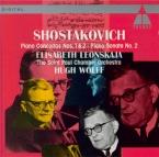 CHOSTAKOVITCH - Leonskaja - Concerto pour piano, trompette et orchestre