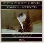 BEETHOVEN - Richter - Variations Diabelli, trente-trois variations pour