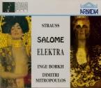 STRAUSS - Mitropoulos - Salomé, opéra op.54