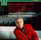 STRAUSS - Barenboim - Eine Alpensinfonie, pour grand orchestre op.64