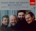 BEETHOVEN - Alban Berg Quar - Quatuor à cordes n°2 op.18-2 Live Vienna Konzerthaus vol.2