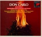 VERDI - Levine - Don Carlo, opéra (version italienne)