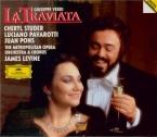 VERDI - Levine - La traviata, opéra en trois actes