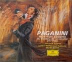 PAGANINI - Accardo - Concerto pour violon n°1 en ré majeur op.6 M.S.21
