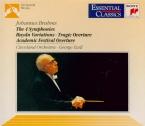 BRAHMS - Szell - Symphonies (intégrale)