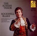 The Rossini Tenor